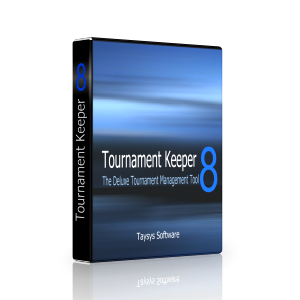 Tournament Keeper Software